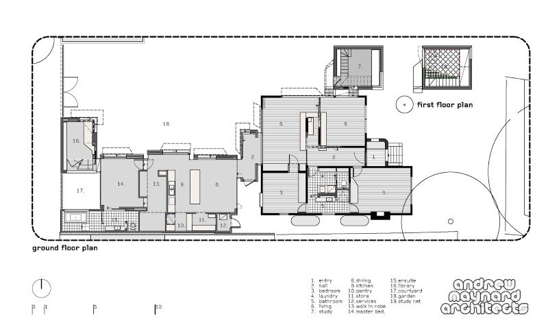 M02B Ground Floor Plan