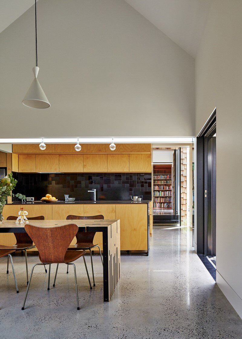 Weatherboard house - creative extension and renovation for a long-term family home (3)