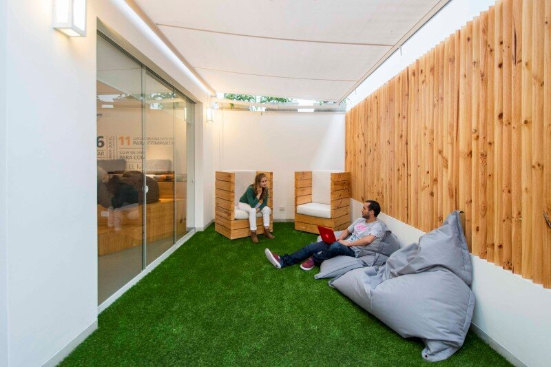 Work & Play - expansion of office space for Comunal, in Lima, Peru (10)