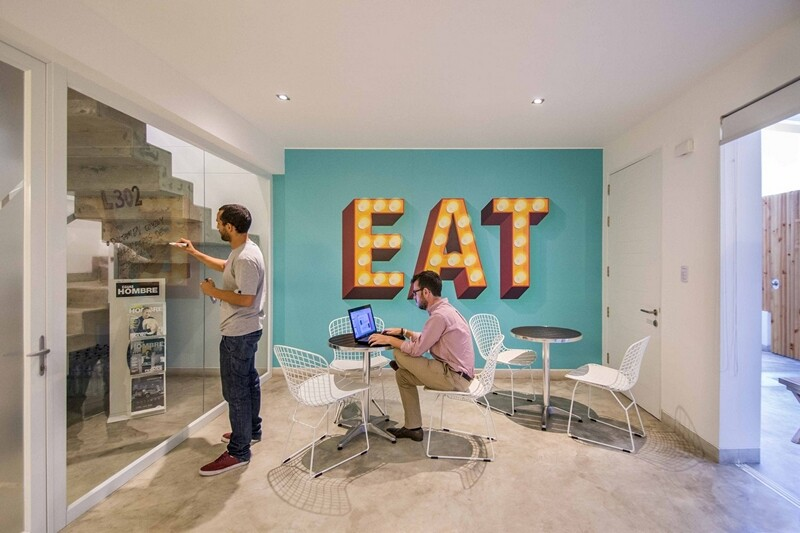 Work & Play – expansion of office space for Comunal, in Lima, Peru