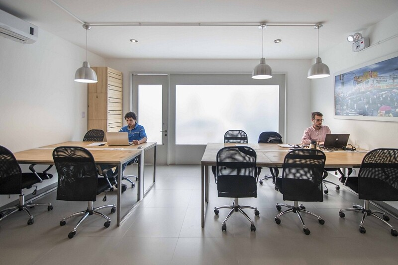 Work & Play - expansion of office space for Comunal, in Lima, Peru (18)