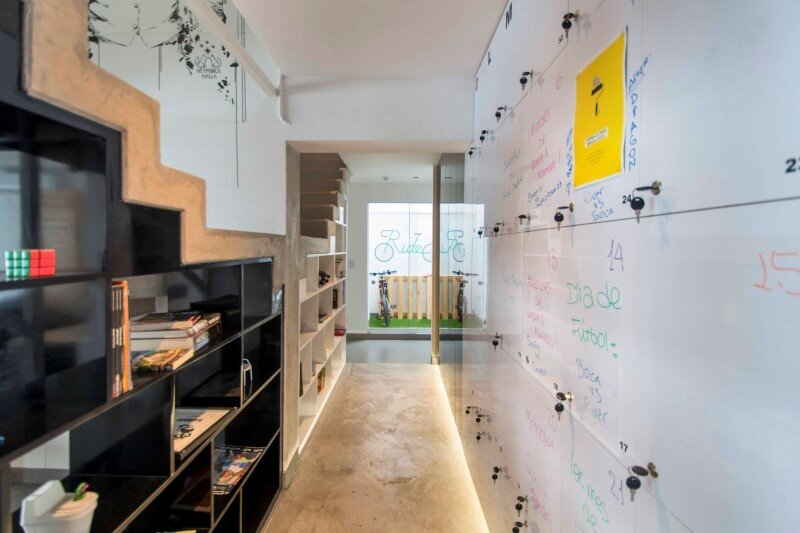 Work & Play - expansion of office space for Comunal, in Lima, Peru (2)