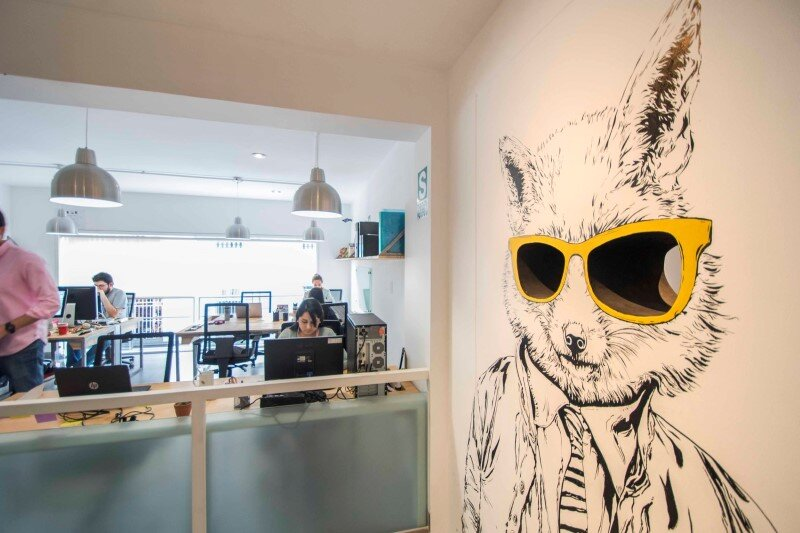 Work & Play - expansion of office space for Comunal, in Lima, Peru (5)