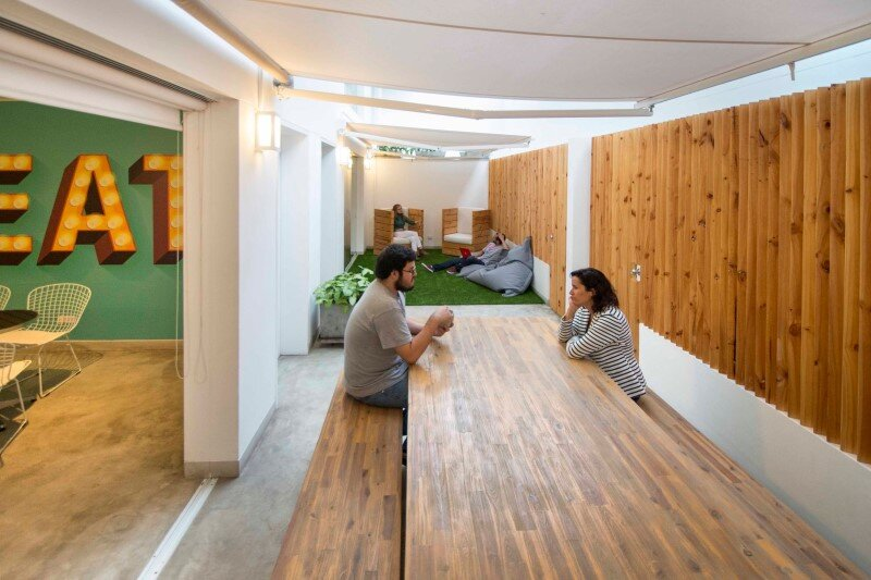 Work & Play - expansion of office space for Comunal, in Lima, Peru (9)