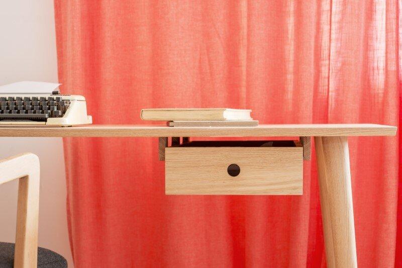 Furniture Project - Oak furniture handmade using traditional methods 2