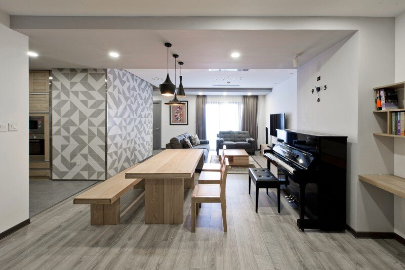 Apartment in Hanoi with minimalist aesthetics - Le Studio (8)