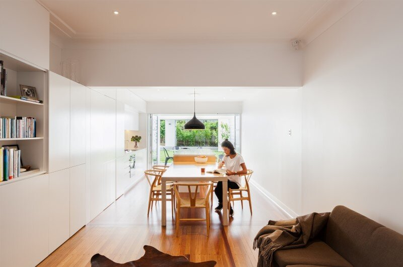 Breeze Block House was reorganized to create a more contemporary open plan (4)