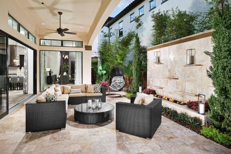 Dellagio Residence - Mediterranean Tuscan Style in Santa Barbara (4)
