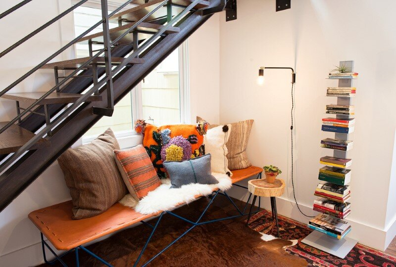 Duboce Park Home - modern industrial interior with sustainable aesthetics (19)