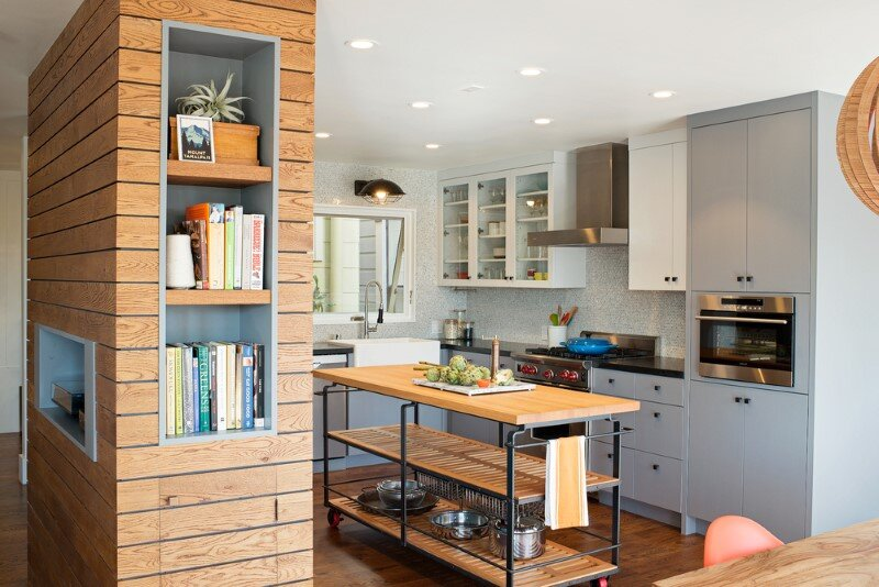 Duboce Park Home - modern industrial interior with sustainable aesthetics (7)