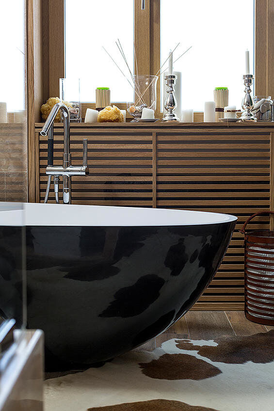 Eco-design that integrates fitomuduli with live plants - bathroom interior design (20)