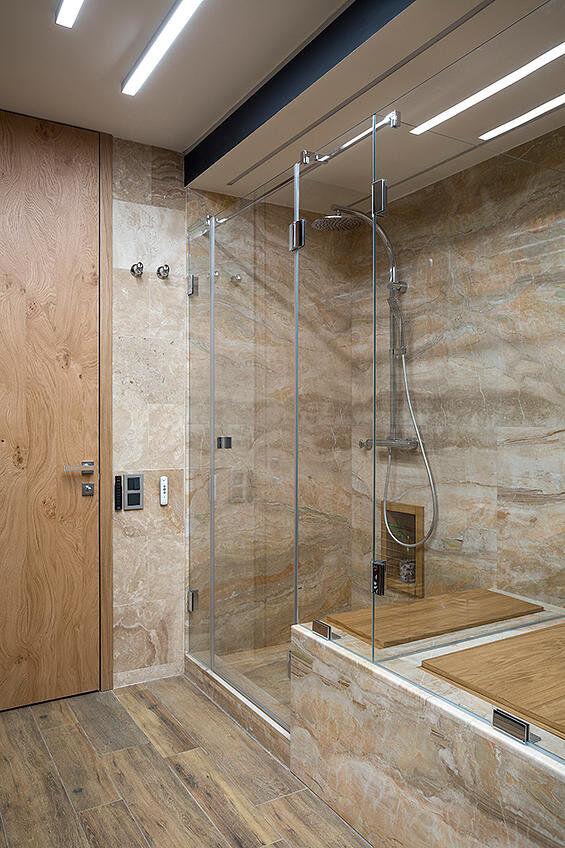 Ecodesign that integrates fitomuduli with live plants - bathroom interior design (3)
