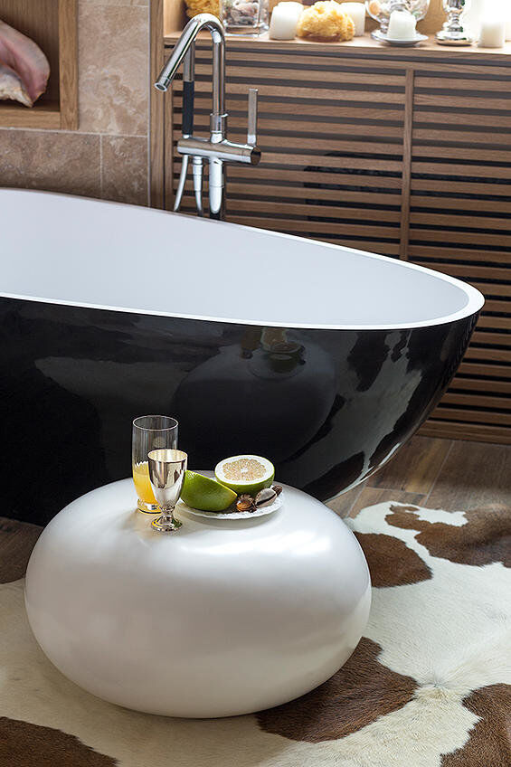 Ecodesign that integrates fitomuduli with live plants - bathroom interior design (9)