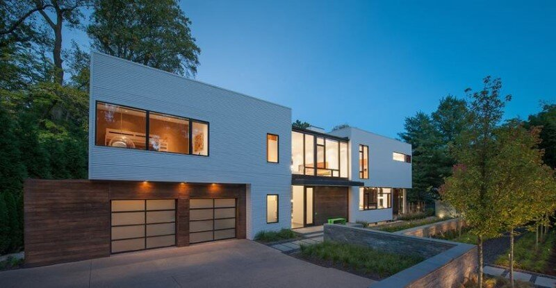 Energy-Efficient Prefab House Built in Just Two Days (2)