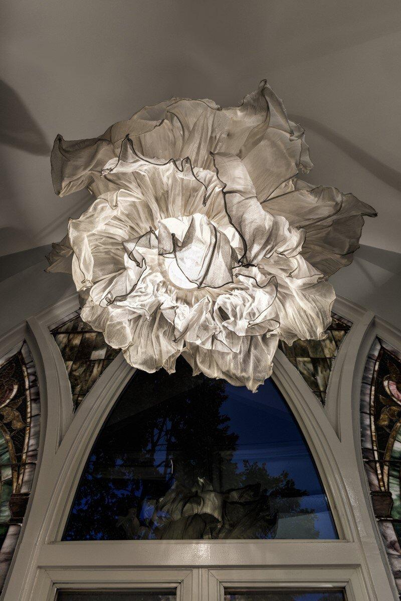 Fandango hanging lamp inspired by flamenco dance (9)
