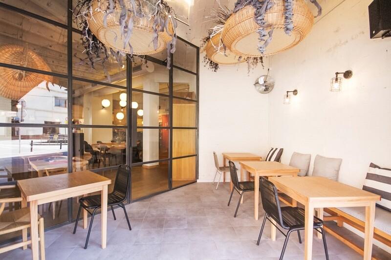 Fetén sushi-bistro in Barcelona / PPT Interiorismo