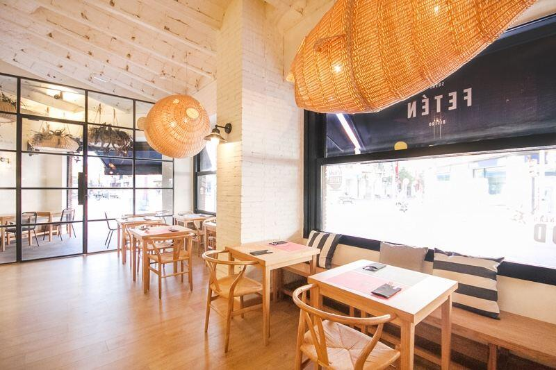 Fetén sushi-bistro in Barcelona by Piedra Papel Tijera Interiorismo (6)