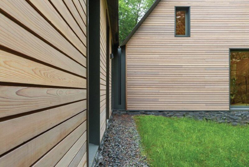 Five wooden cottages for Marlboro Music Festival (11)
