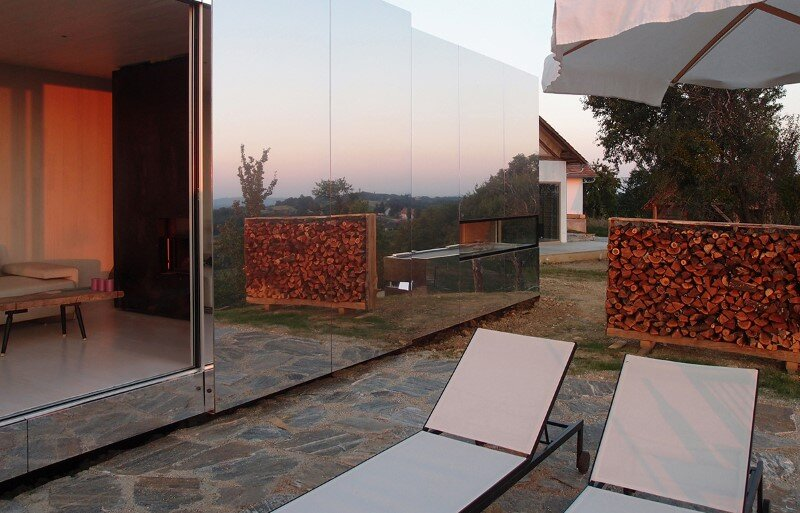Flexible housing unit with a prefabricated wood structure - Casa Invisible (14)