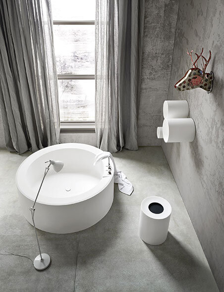 Hole - Bathroom Supplies Collection by Susanna Mandelli Rexa Design (9)