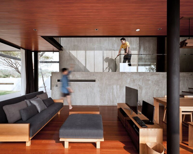 KA House By Idin Architects