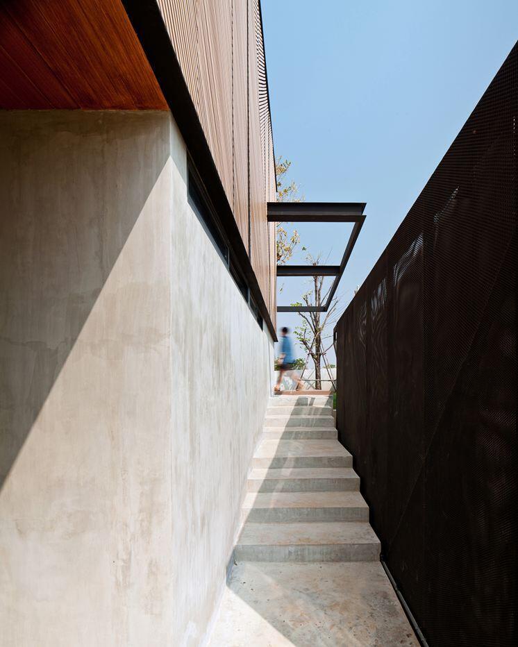 KA House by Idin Architects - Thai vacation house (19)