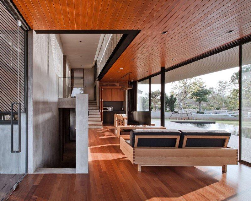 KA House by Idin Architects - Thai vacation house (2)