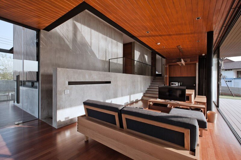 KA House by Idin Architects - Thai vacation house (7)