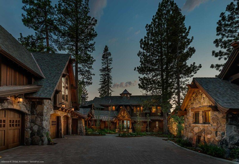 Lake Tahoe Estate - distinguished and iconic home (12)
