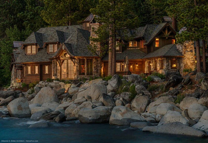 Lake Tahoe Residence - distinguished and iconic home (20)