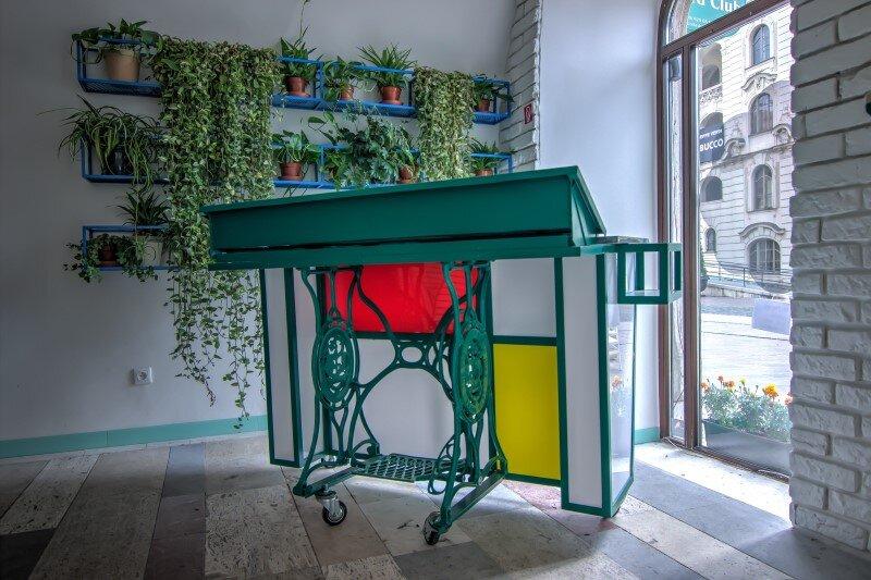 Le Jour Caffe by BPD Design, Košice, Slovakia (1)