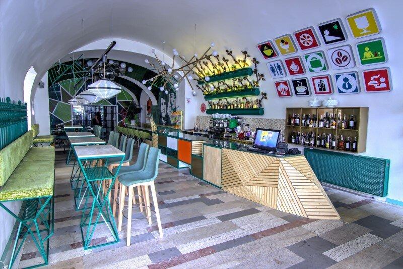 Le Jour Caffe by BPD Design, Košice, Slovakia (7)