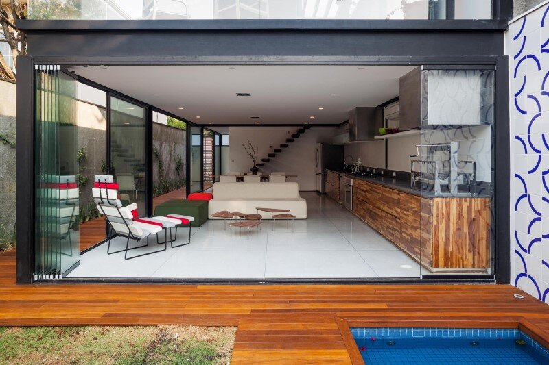 Leisure house with a large multiuse space - CR2 Arquitetura (7)