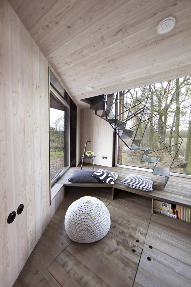 Low-energy wooden house Zilvar - ASGK Design (15)