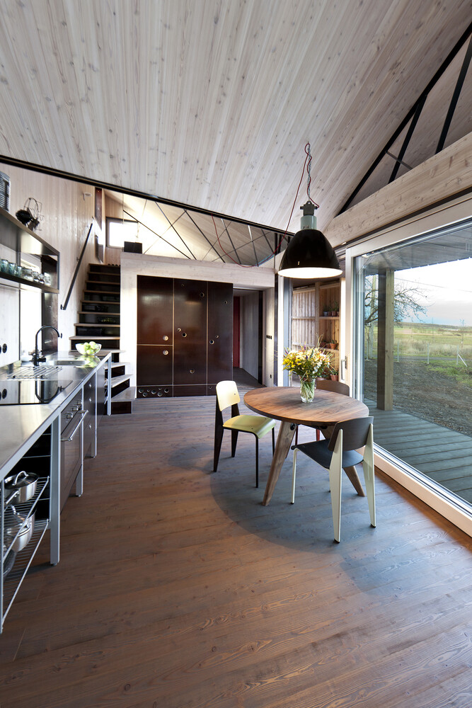 Low-energy wooden house Zilvar - ASGK Design (16)