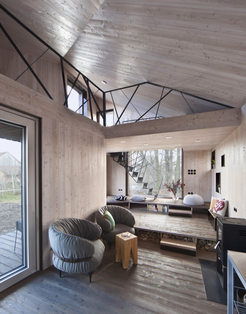 Low-energy wooden house Zilvar - ASGK Design (8)