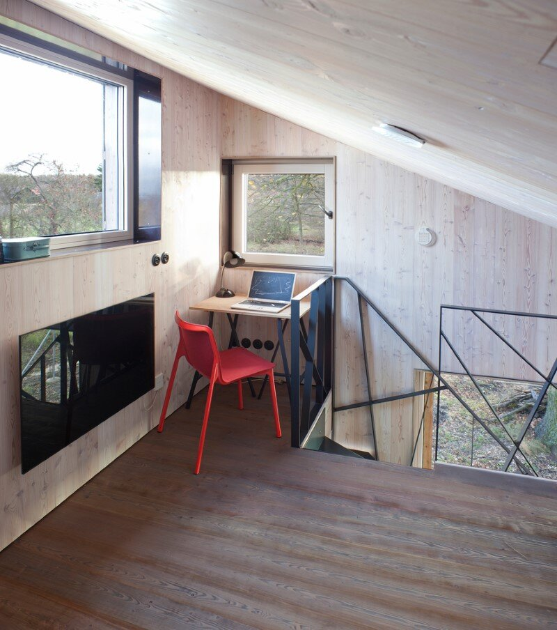 Low-energy wooden house Zilvar - ASGK Design (9)