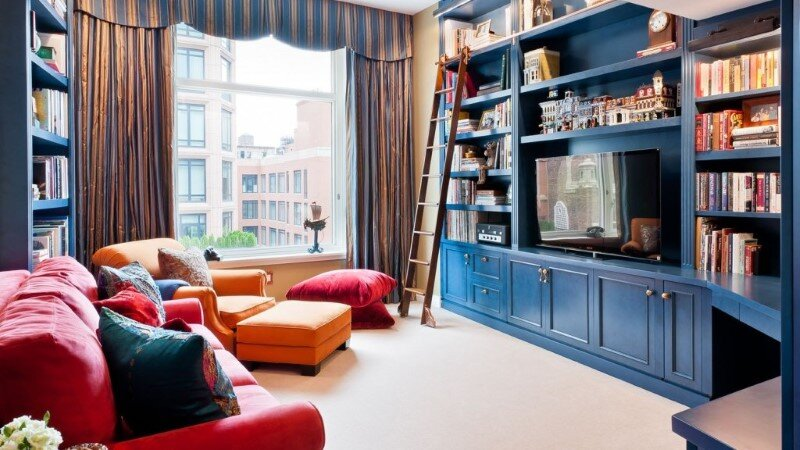 Luxury Upper West Side Apartment - Perianth Interior Design (10)