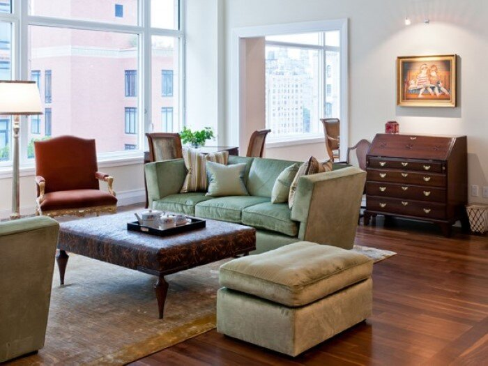 Luxury upper west side apartment perianth interior design for Apartments on upper west side