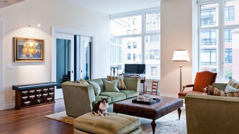 Luxury Upper West Side Condom - Perianth Interior Design (5)