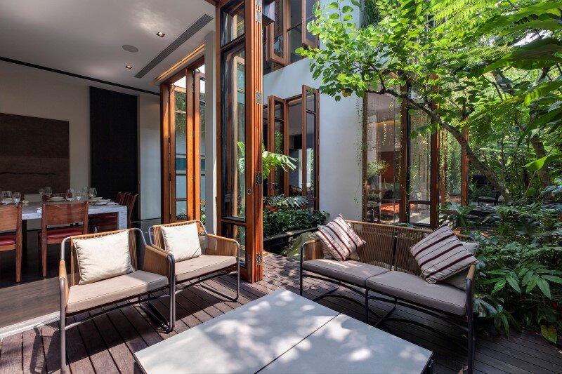 Tư vấn trang trí nội thất sân vườn cho nhà ở và biệt thự