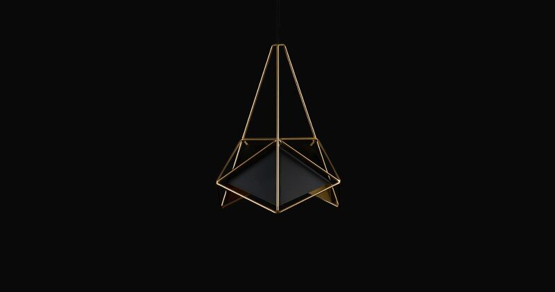 Modern lightings made entirely of metal - U32 by Shift Studio, Monterrey, Mexico (10)