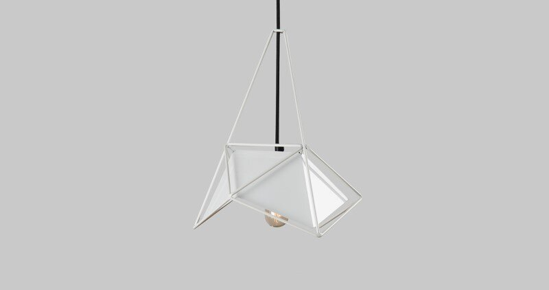 Contemporary lightings made entirely of metal - U32 by Shift Studio (12)