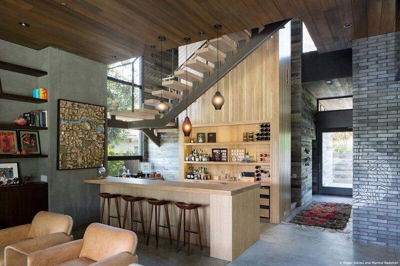 Moreno Residence by Marmol Radziner, Los Angeles (2)
