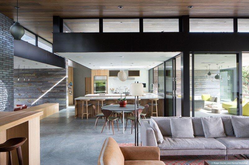 Moreno Residence by Marmol Radziner, Los Angeles (4)