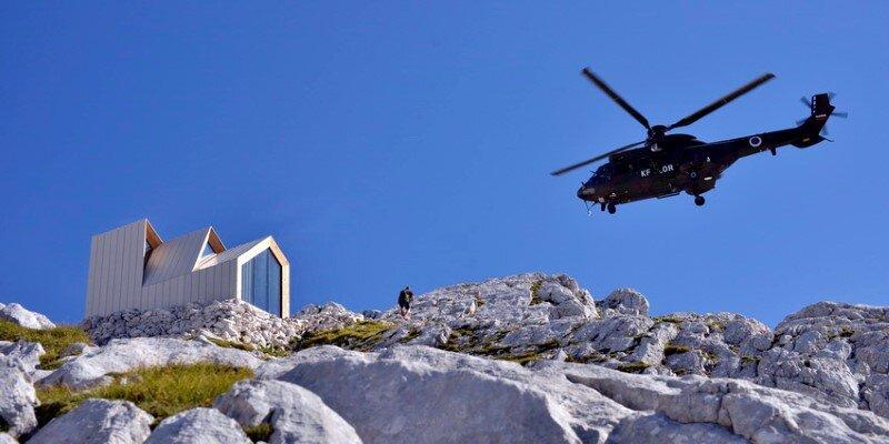 Mountain shelter on the highest peak in Slovenia (14)