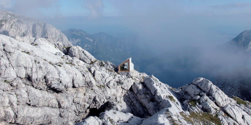 Mountain shelter on the highest peak in Slovenia (6)