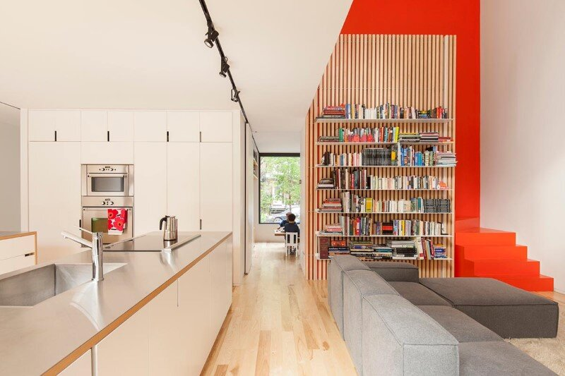 Old duplex renovated and converted into a family home (1)