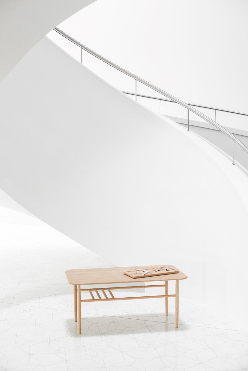 Public Project Collection - Oak furniture handmade using traditional methods (9)