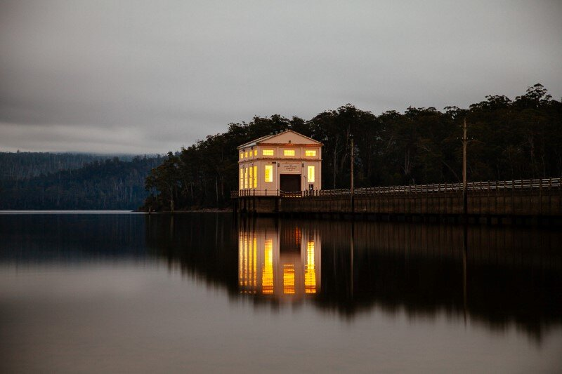 Pumphouse Retreat Point - new eco-lodge in remote Central Tasmania (13)